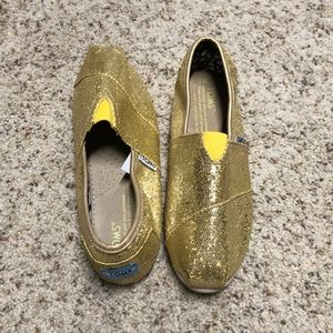 NWOT sequence gold TOMS